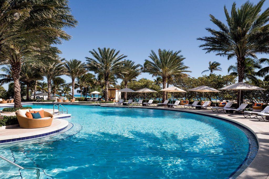 The Ritz-Carlton Bal Harbour, South Beach, Miami, Florida